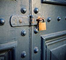 Locked! by Martin Pot
