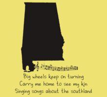 Alabama by Rachel Counts