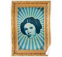 Leia Poster