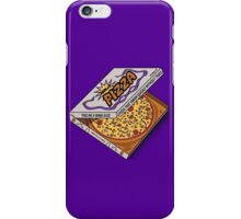 Ninja Pizza - Genius iPhone Case/Skin