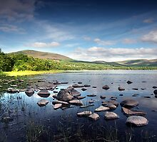 Loch Morlich by colin campbell