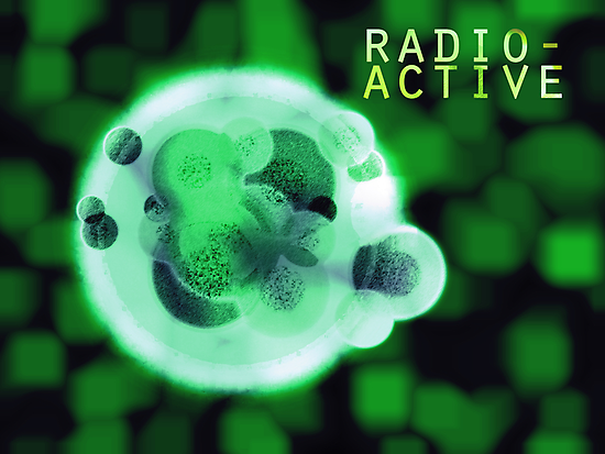 Radiation Might Be Bad For You, But It Looks Kinda Cool by Rob Davies