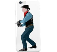 super 8 cowboy iPhone Case/Skin