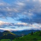 Impressions of Mountains and Magical Clouds by Georgia Mizuleva