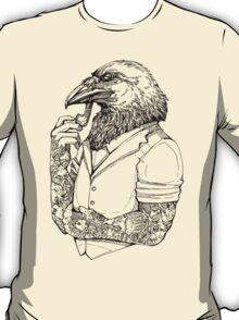 The Crow Man T-Shirt