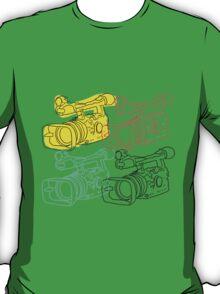 Primary Camera Grid T-Shirt
