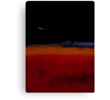 black no 5 Canvas Print