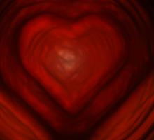 Heart n. 42 Sticker