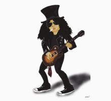 Slash T-Shirt by zazzo
