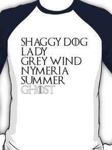 Direwolves T-Shirt