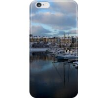 Snow Sails Here iPhone Case/Skin