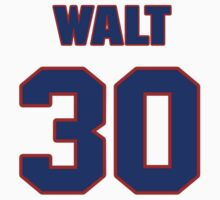 National baseball player Walt Bashore jersey 30 by imsport