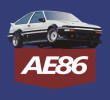 TOYOTA AE86 by beukenoot666