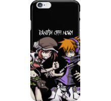 Pants! Off! Now! iPhone Case/Skin