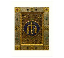 Byzantine Treasure Art Print