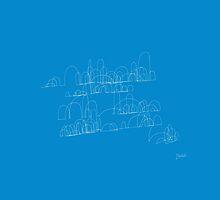 Bar Hopping - Blue by blehdi
