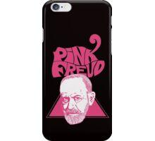 Pink Freud 3 iPhone Case/Skin