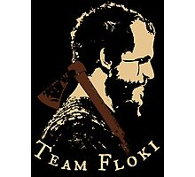 Team Floki - VIKINGS Photographic Print