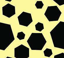 Hexagons by Ashley Brinkman