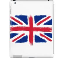 Abstract Union Jack iPad Case/Skin