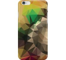 Abstract Colorful Geometric Background iPhone Case/Skin