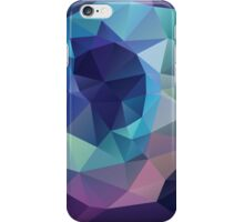 Abstract Colorful Geometric Background 3 iPhone Case/Skin