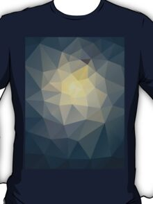 Abstract Geometric Background T-Shirt