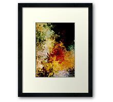 Space Cubed No.1 Framed Print