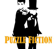 Puzzle Fiction by pachanmask
