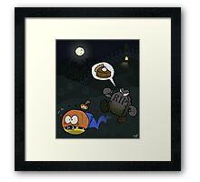 Pumpkin Pie (Banjo Kazooie) Framed Print