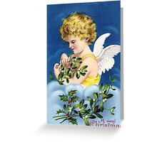 White Wings Greeting Card