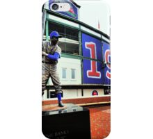 Wrigley Field 100th-Let's Play 2! iPhone Case/Skin