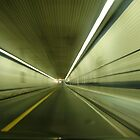 Chesapeake Bay Tunnel by kat  -