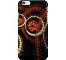 Circular Buttons iPhone Case/Skin