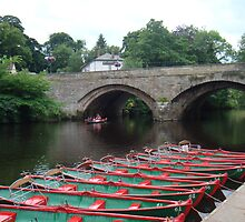 Knaresborough by poshta