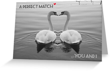 """""""SOLD""""     A PERFECT MATCH - YOU AND I by Colleen2012"""