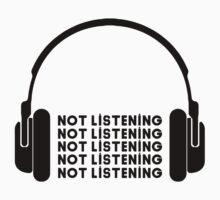 Not Listening by jamden37