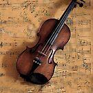 F Minor Arpeggios with Violin by suzannem73