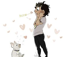 holy SH--- PUPPY! by beel