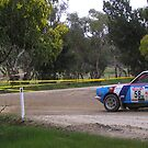 datsun 200b Adelaide rally 2008 by Malkman