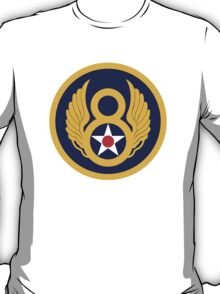 8th Air Force  WWII  USAAF T-Shirt