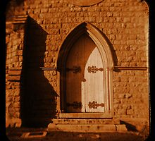 Cathedral Door by Ross Jardine