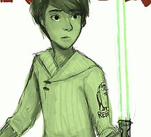 Jedi like my Father Before Me  by CorinnaMarie