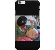 Golly and Chef iPhone Case/Skin