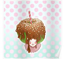 Doll faced dearies, Candice candy caramel apple Poster