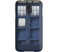 Blue Phone Samsung Galaxy Case/Skin