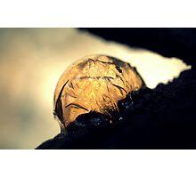 Crystal Ball Gazing Photographic Print