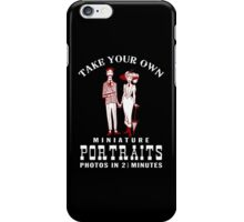 Take Your Own Photos iPhone Case/Skin