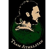 team athelstan - Vikings Photographic Print