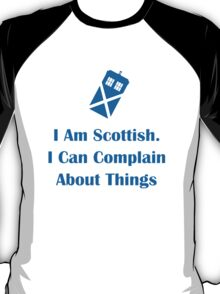 Scottish T-Shirt
